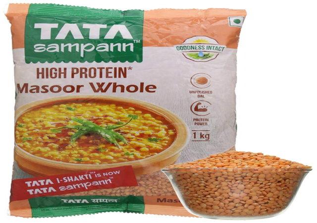 Best Tata Unpolished Dal