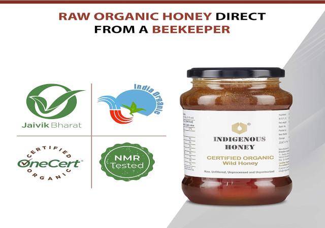 Best Indigenous Honey Organic & Raw Honey Brands in India 2021
